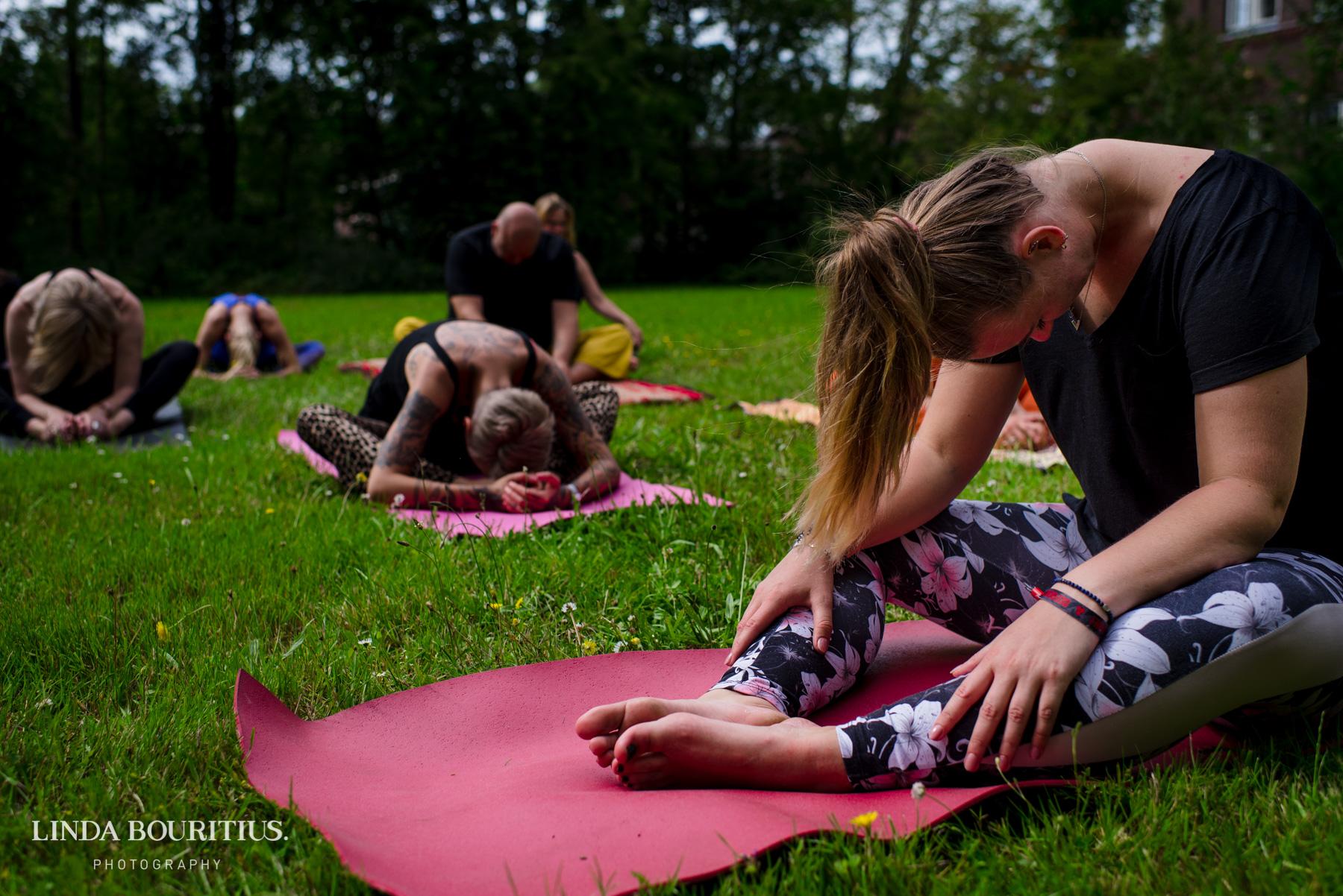 Yin yoga les reserveren