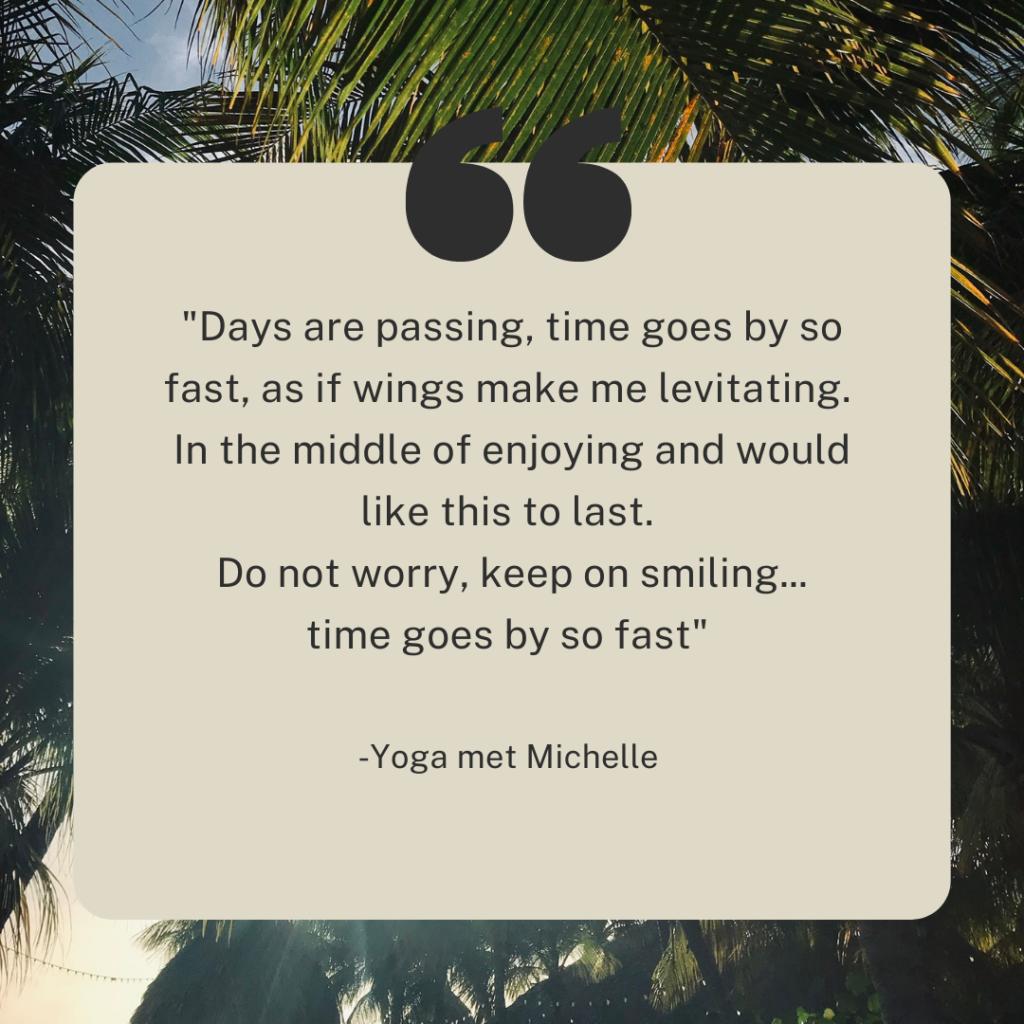 Geschreven door Yoga met Michelle